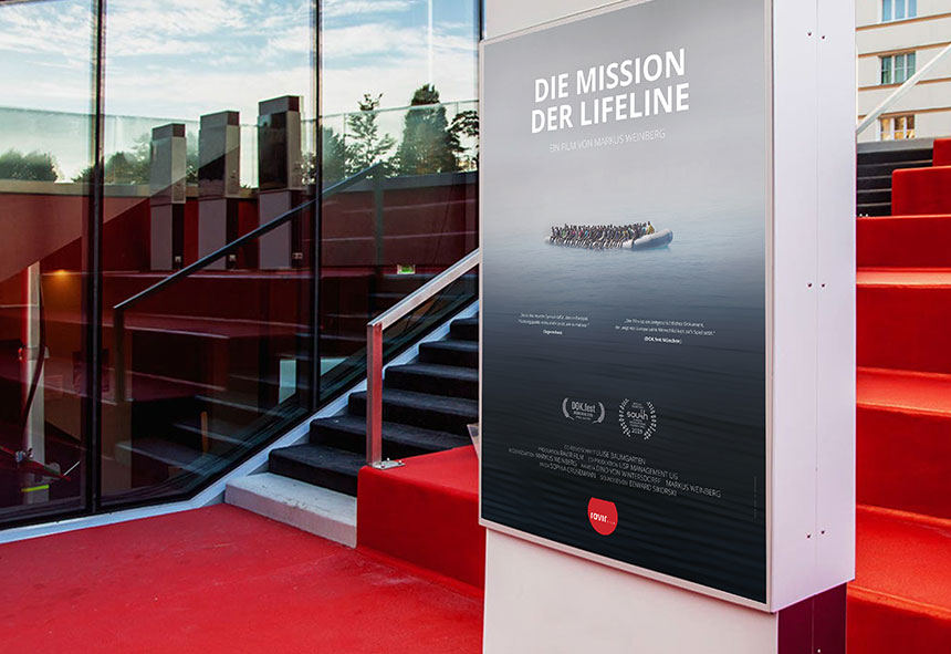 Poster Mission Life Line